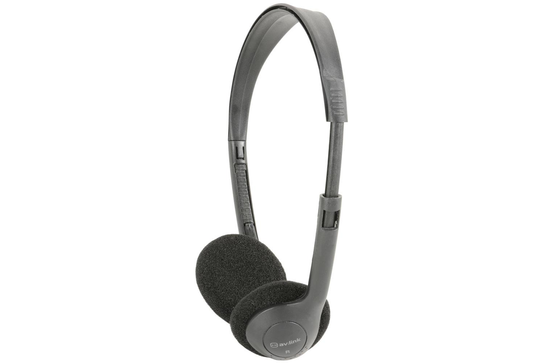 MC27 Lightweight Computer Headphones MC27