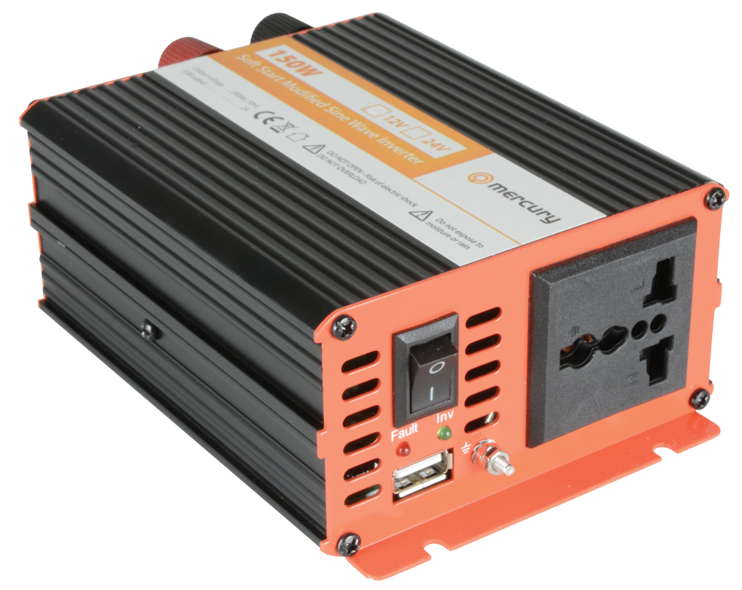 12V Softstart Power Inverter