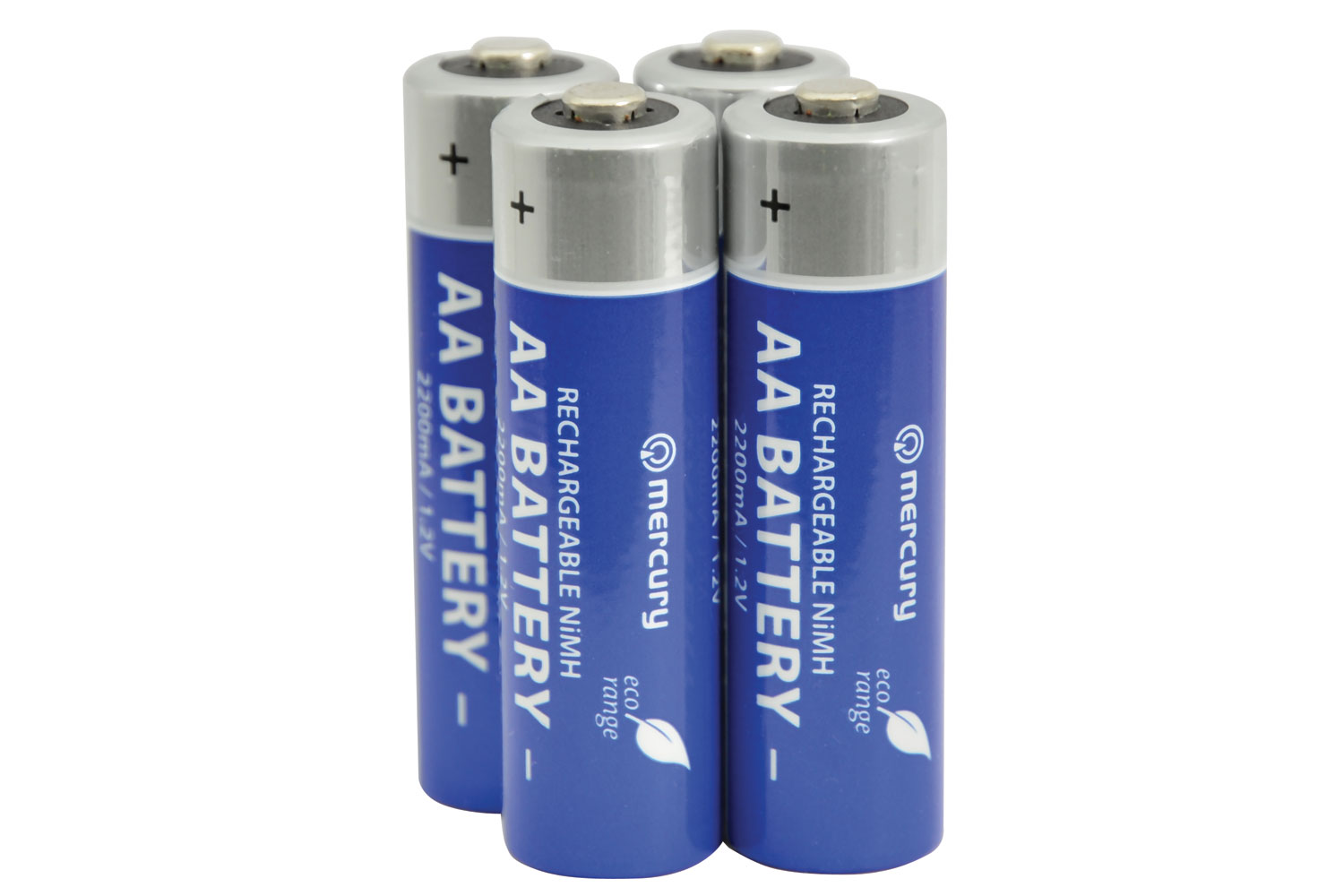 AAA 900mA Green NiMH Rechargeable battery/4