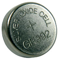 SR66 (377) Silver Oxide Cell, 2.6 x 6.8mm�