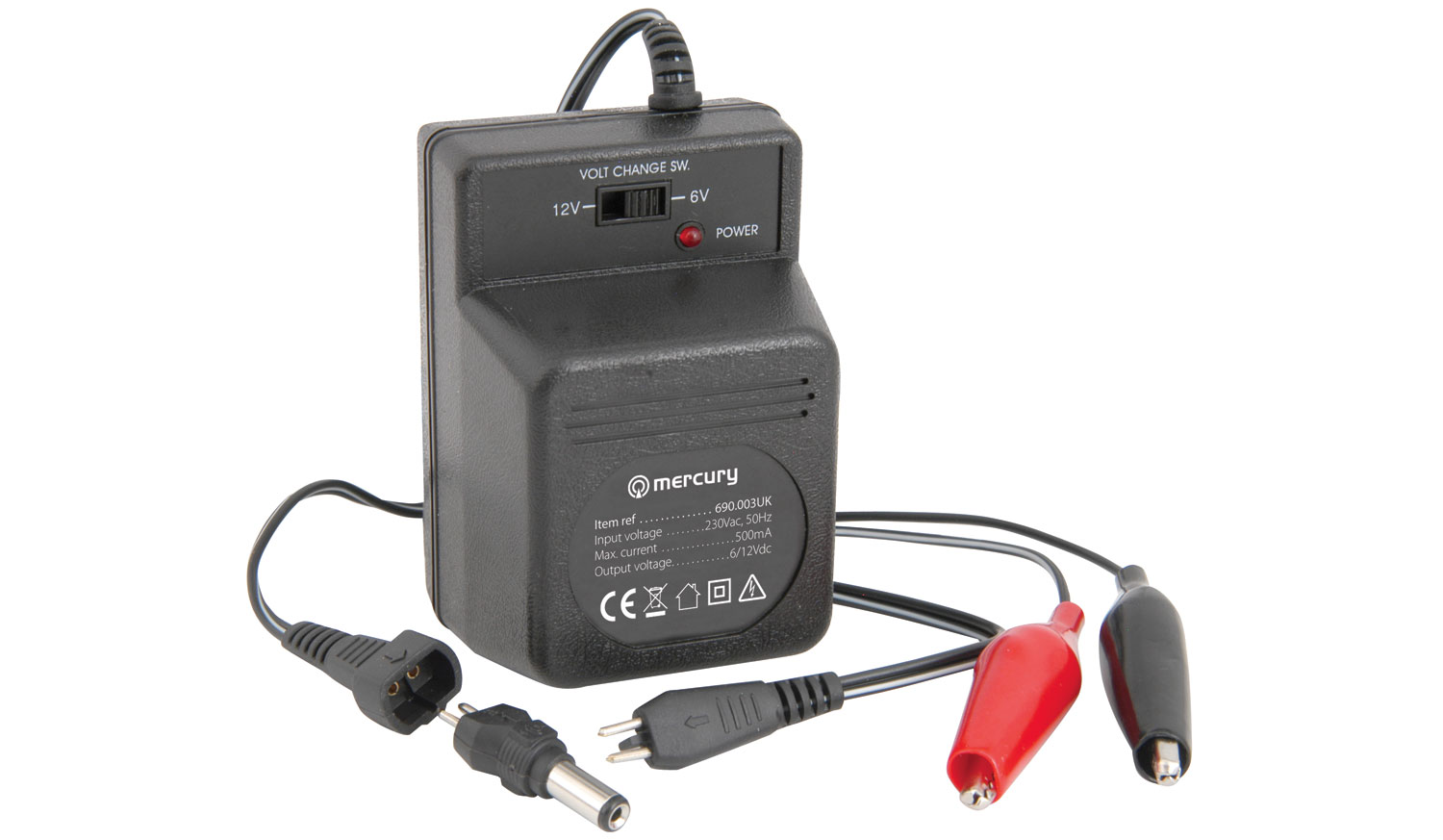 Charger for Gel Batteries