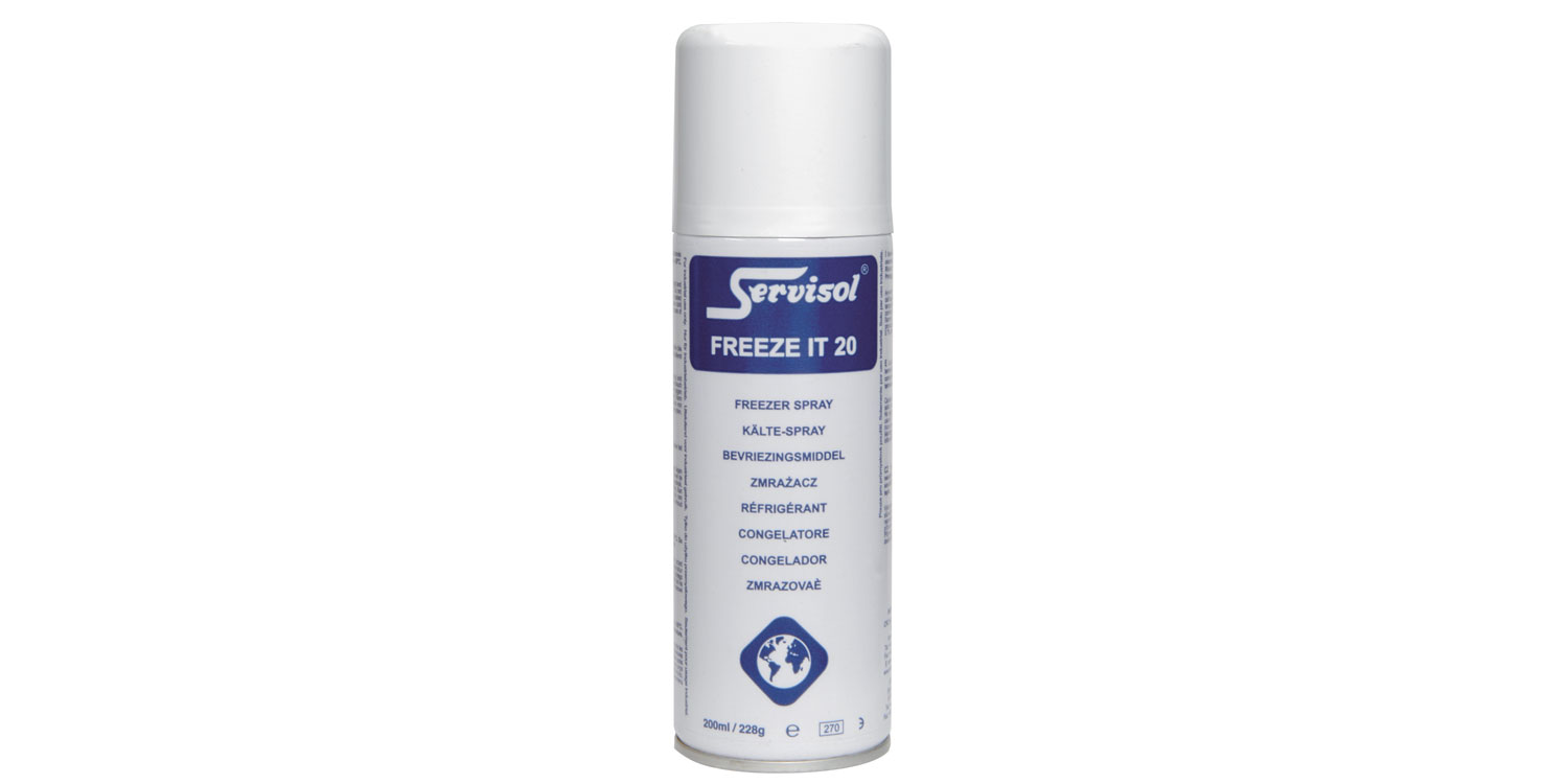 Freeze It 20, rapid cooling agent, 200ml