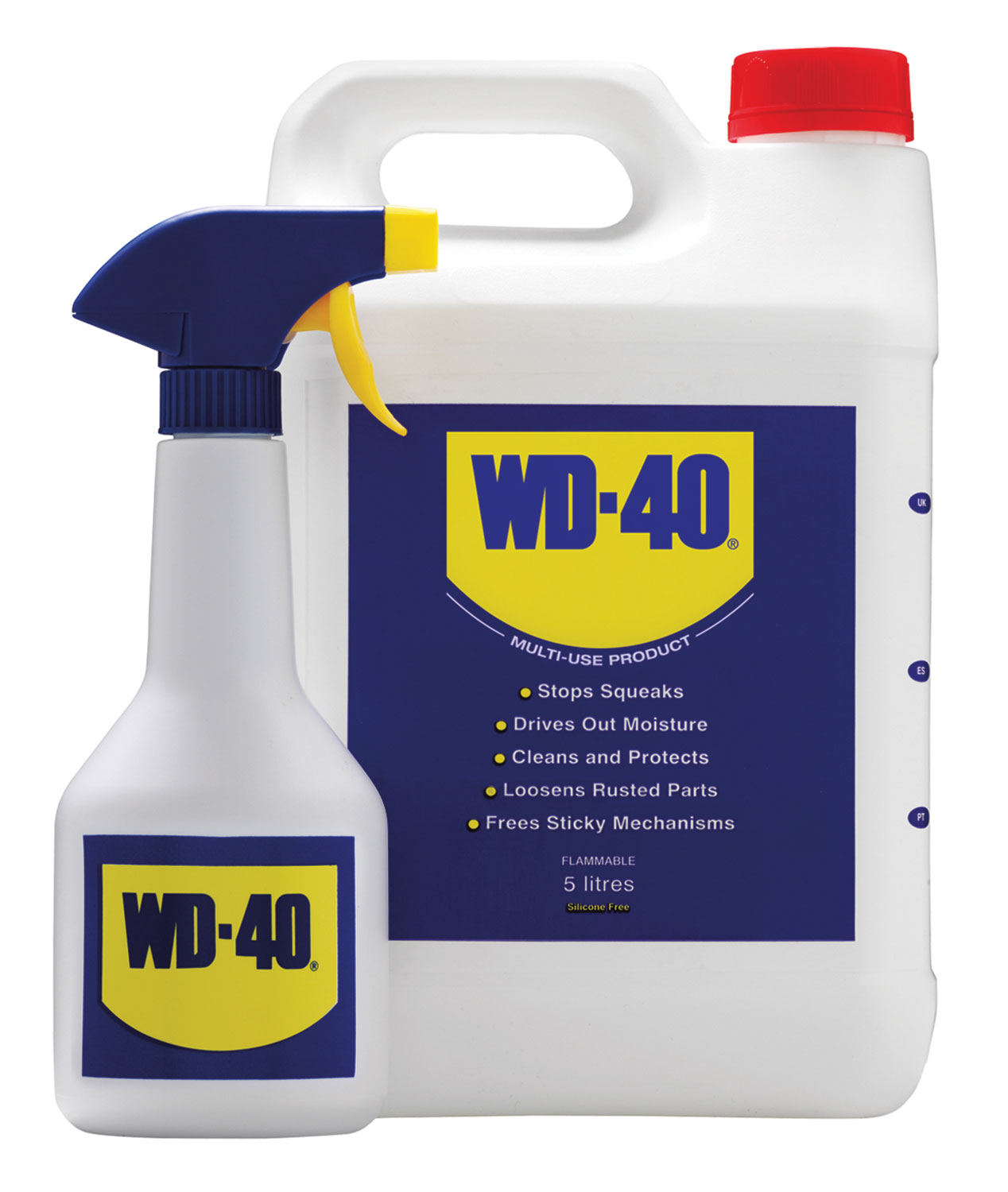 WD-40 5L with Applicator