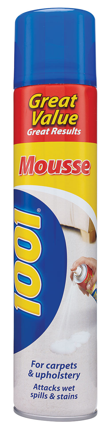 1001 Cleaning Mousse 350ml