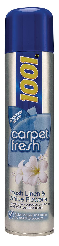 Carpet Fresh Linen & White Flowers 300ml