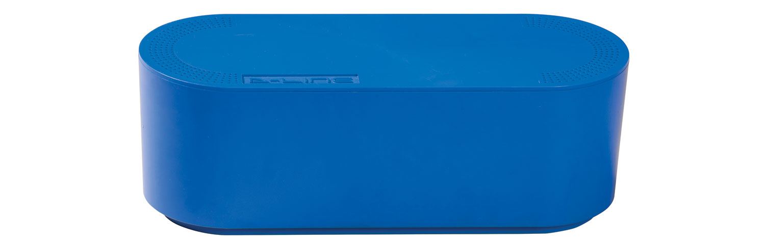 Cable Tidy Unit Small Blue