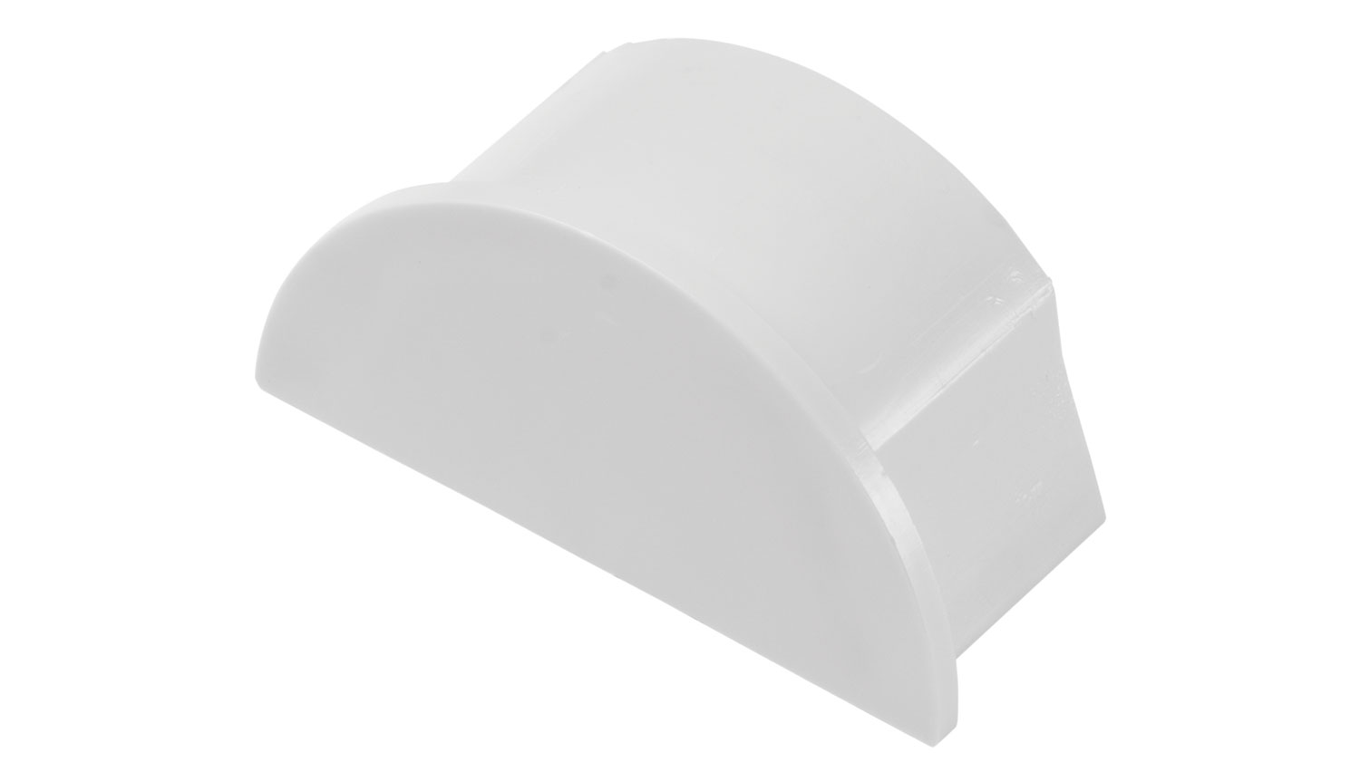 Smooth Fit End Cap 50x25mm Bag of 5