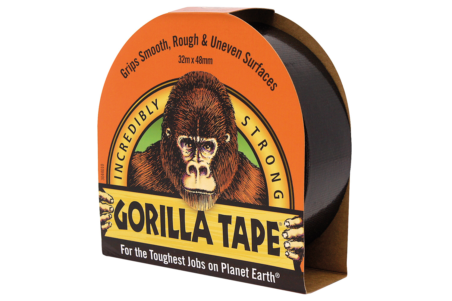 Gorilla Duct Tape Black 32m