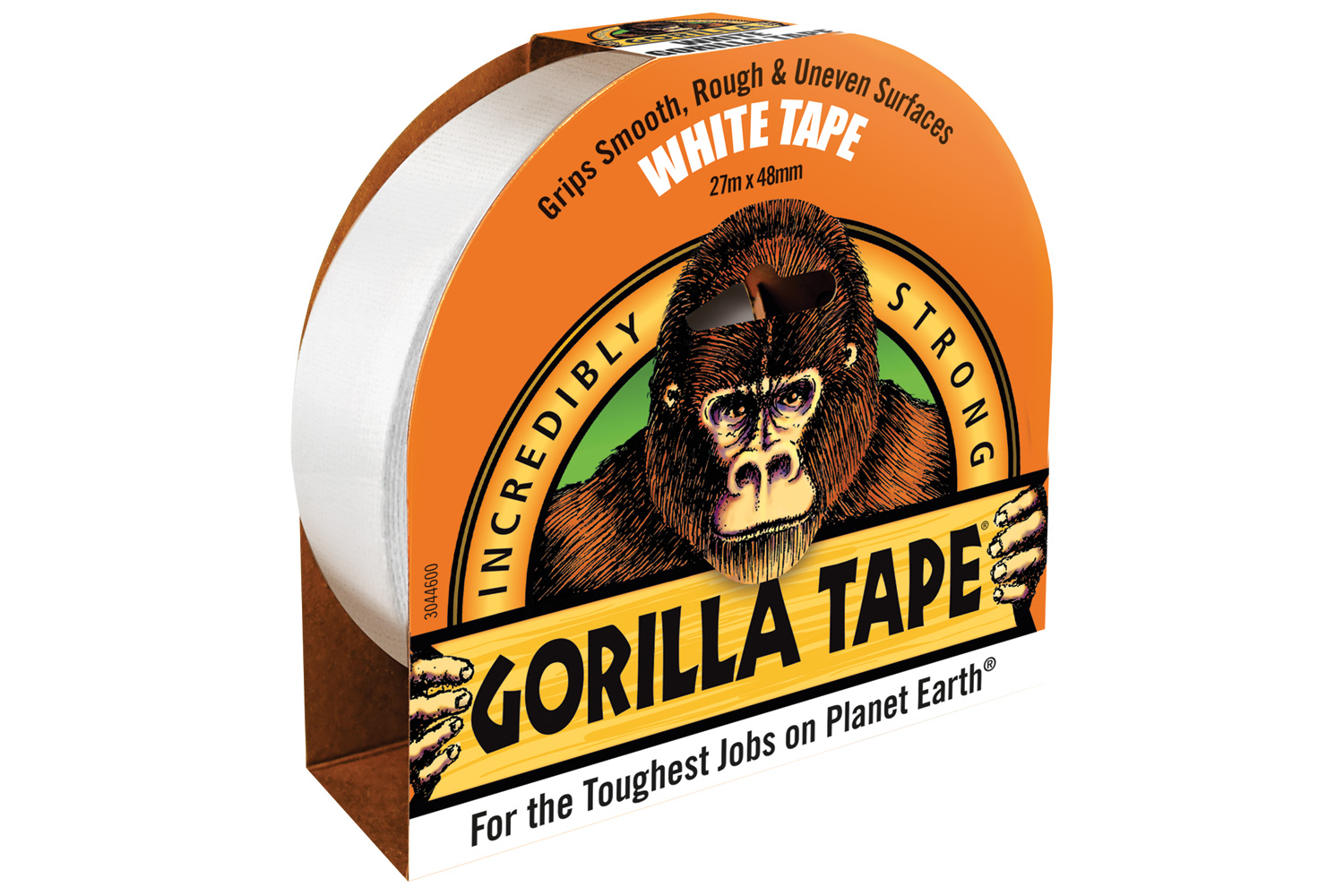 Gorilla Duct Tape White 27m