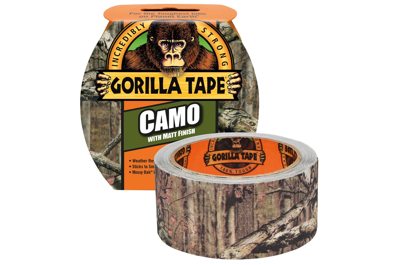 Gorilla Duct Tape Camo 8m