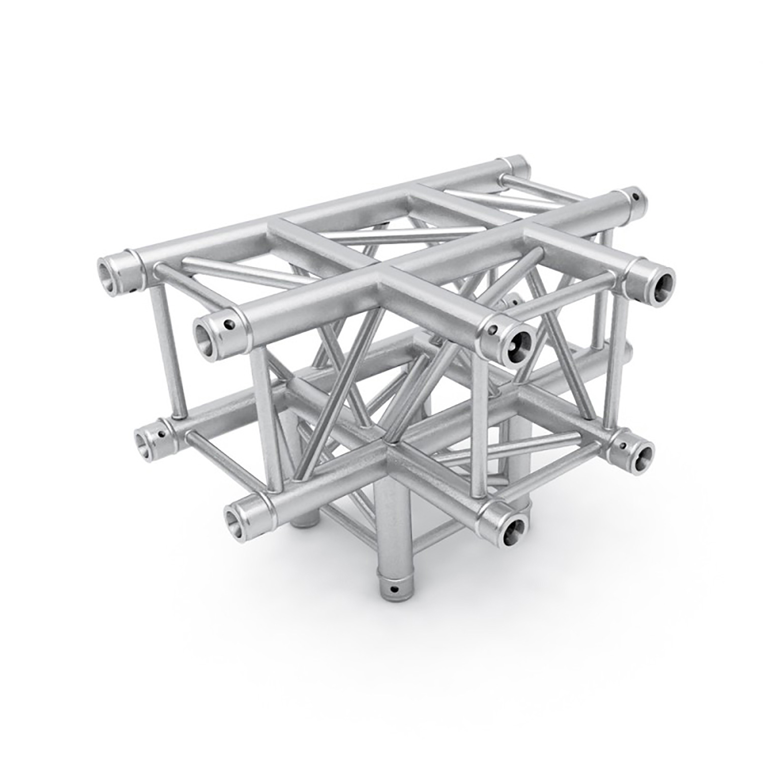 Quad Truss 3 Way Support Section