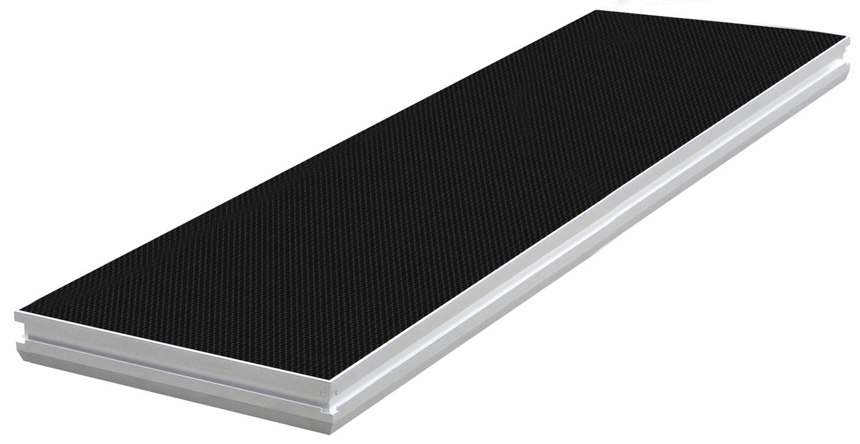 Aluminium Stage Deck 2m x 0.5m