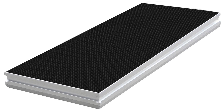 Aluminium Stage Deck 1m x 0.5m