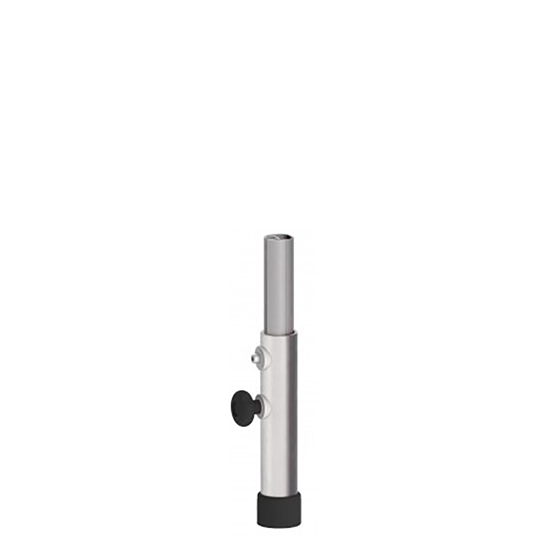 Round Telescopic Leg 45-60cm