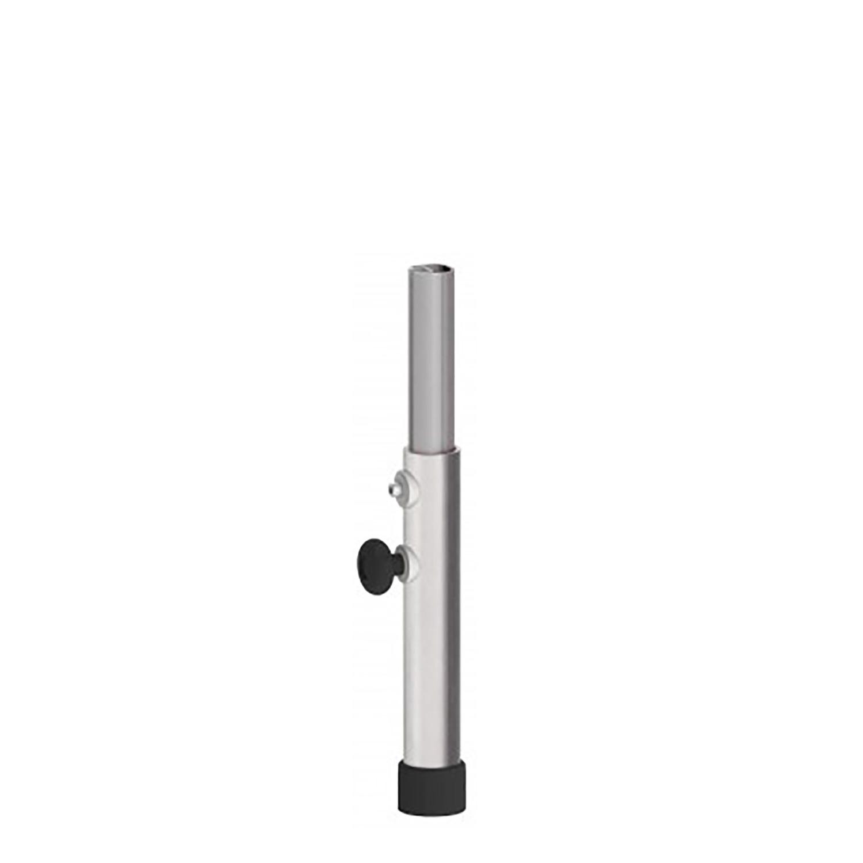 Round Telescopic Leg 60-90cm