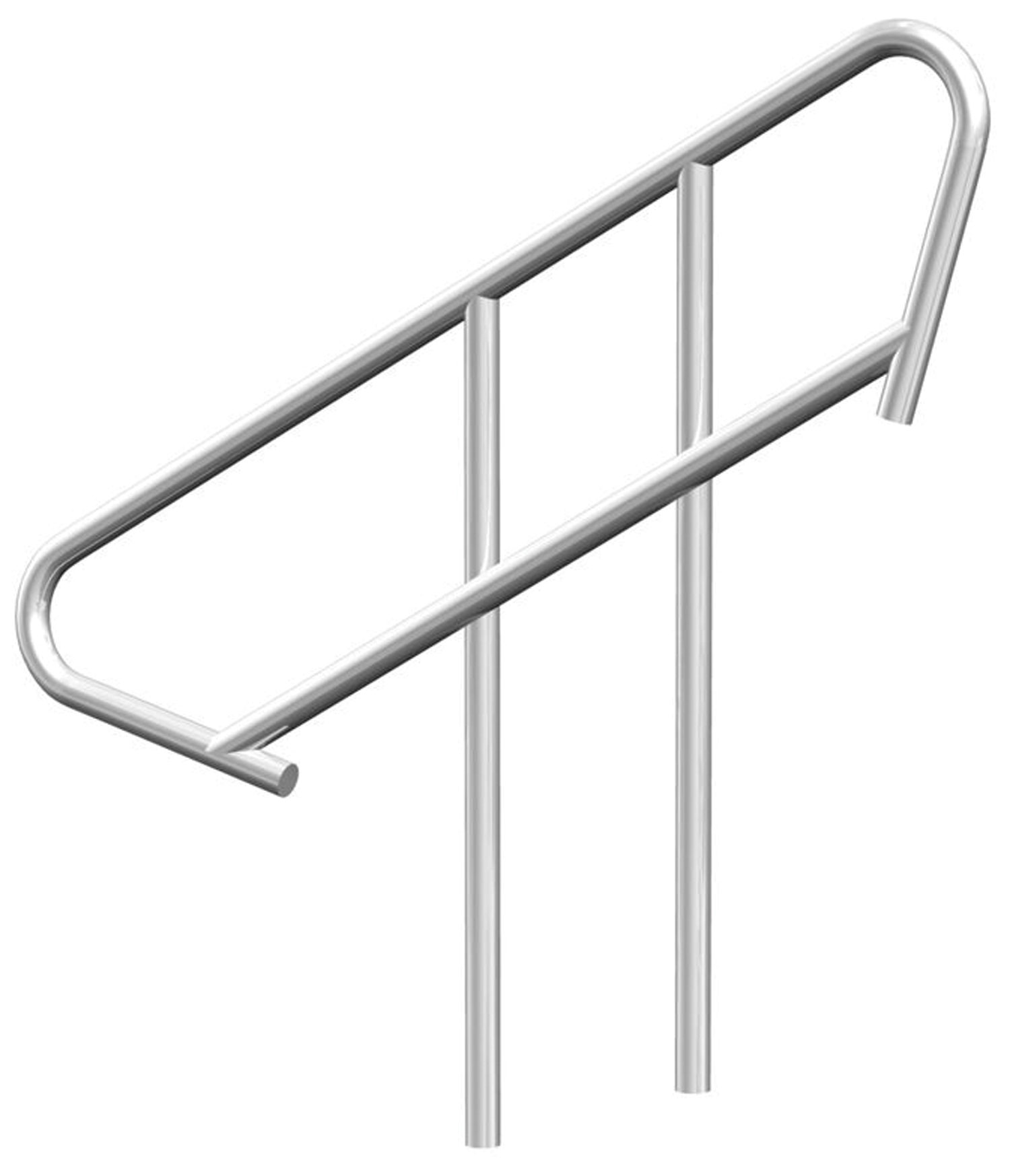 Handrail for Modular Stairs