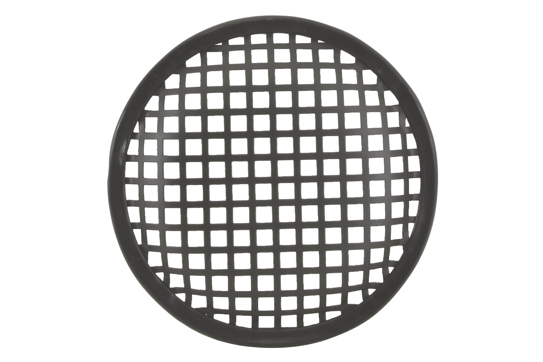 "Metal speaker grill, 30 cm (12"")"