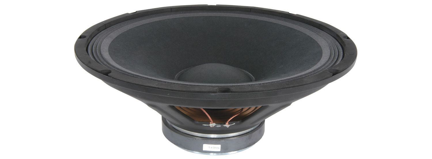 "15"" driver for QS15 (178.568UK) and QS15A (178.569UK)"
