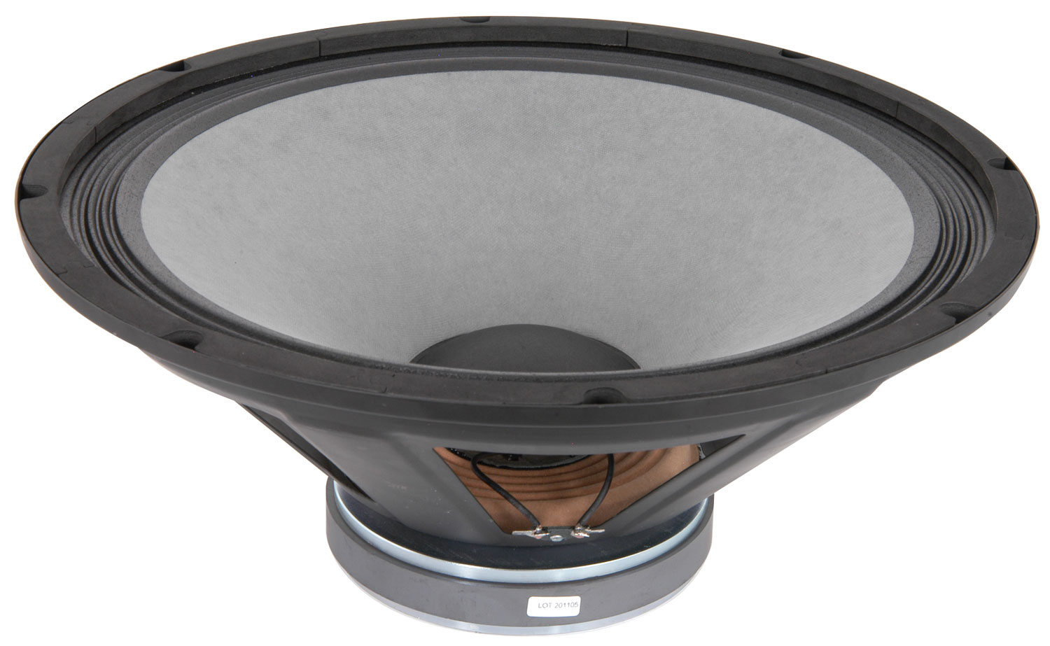 "18"" Low frequency driver"
