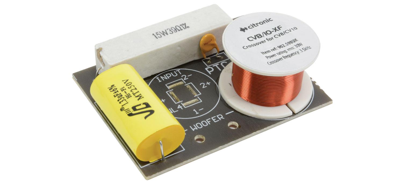citronic CV8/CV10 Crossover 3.5kHz