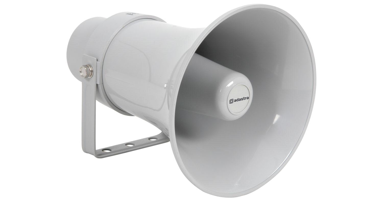952088 Heavy duty 12in, 30W 100V round horn speaker
