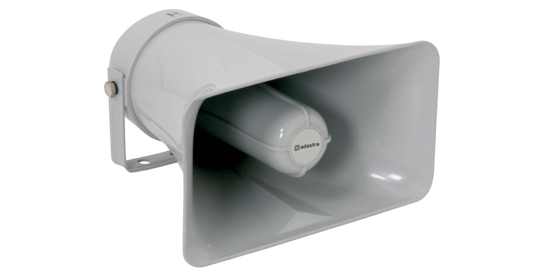 952095 Heavy duty 8 Ohm, 15W rms rectangular horn speakers
