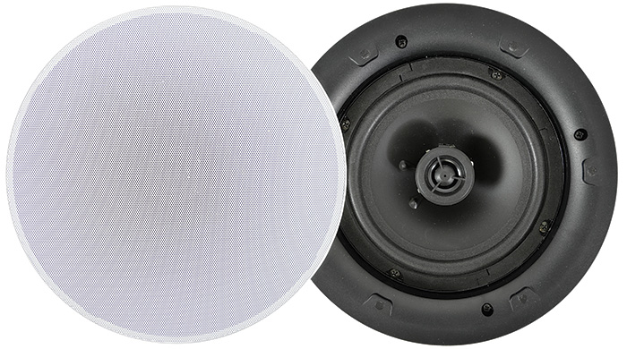 Adastra 952262 Lo Profile 8in Ceiling Speaker