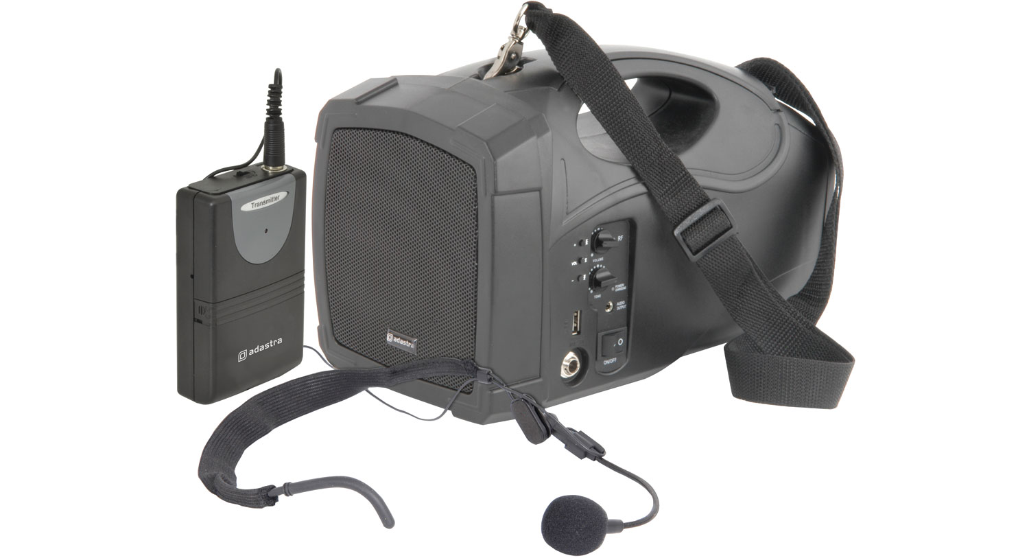 952410  H25 Handheld PA with Headmic