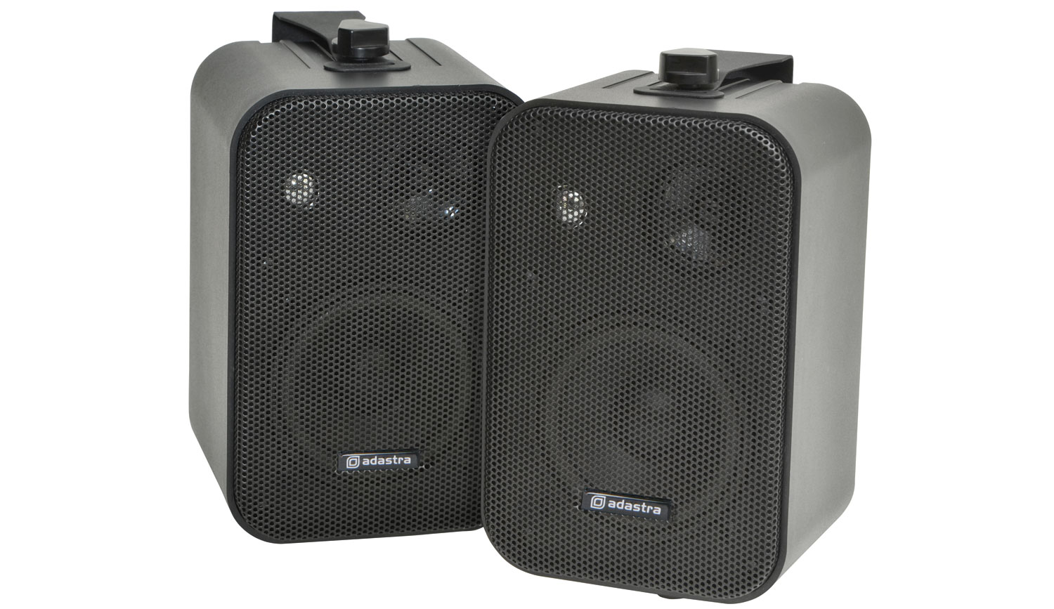 Adastra 100v line speakers 30W black - pair