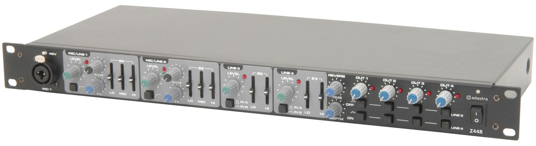 Z44R Multi-purpose 1U Mixer