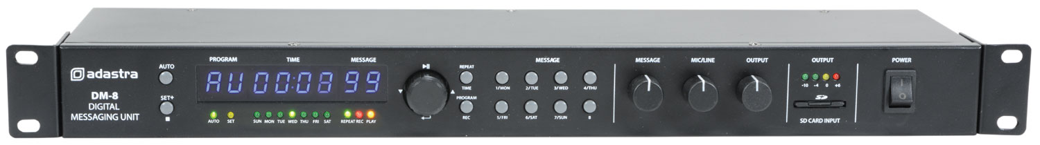 DM-8 Digital Messaging Unit