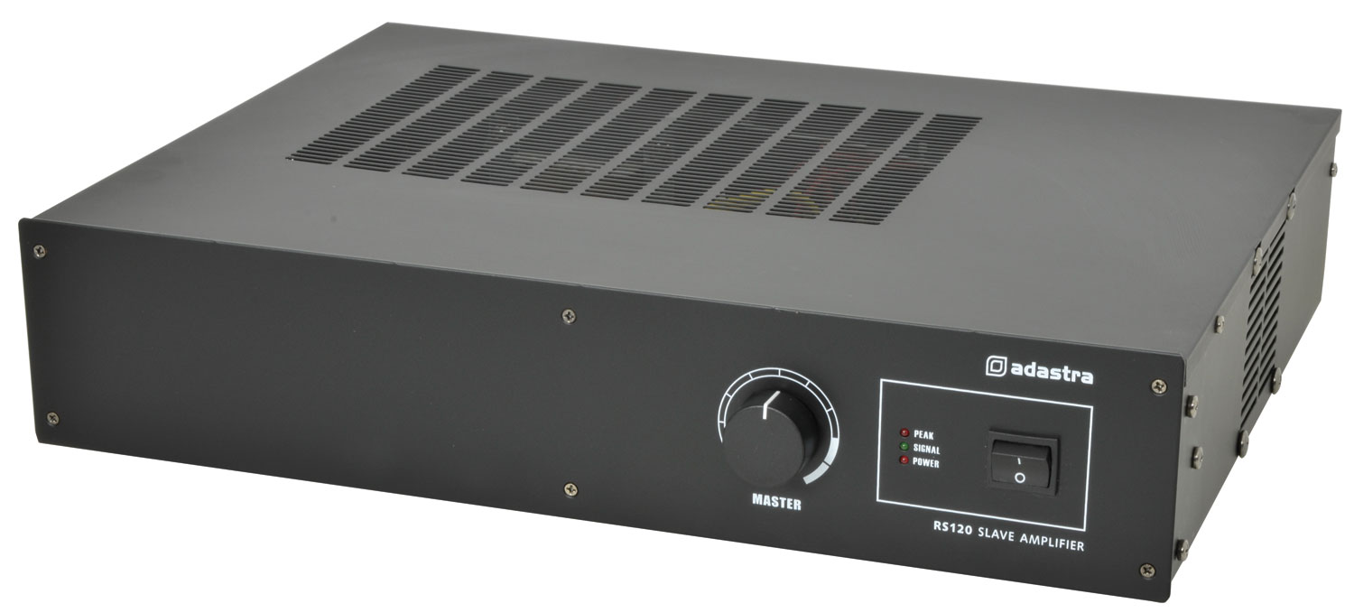 RS120 slave amplifier 100V