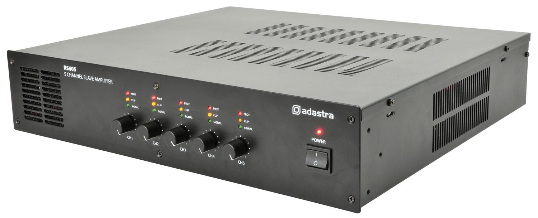RS605 5 x 60W slave amplifier RS605