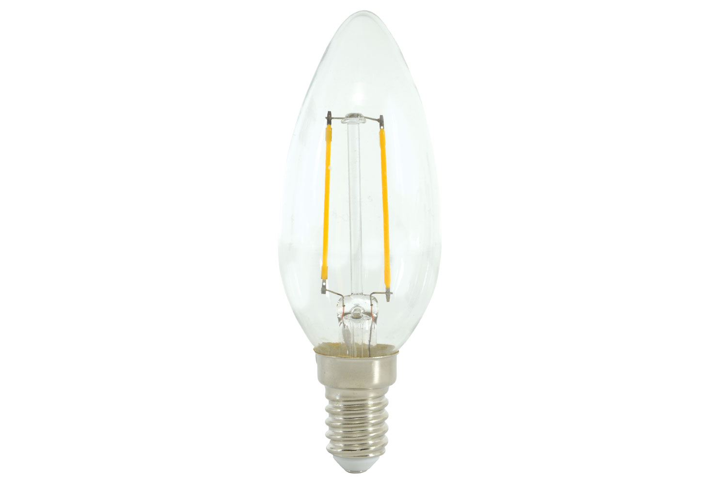 lyyt Candle Filament Lamp 2W LED E14 WW
