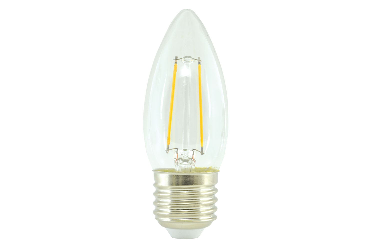 lyyt Candle Filament Lamp 2W LED E27 WW