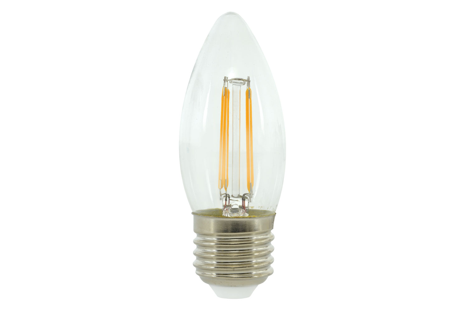 lyyt Candle Filament Lamp 4W LED E27 WW