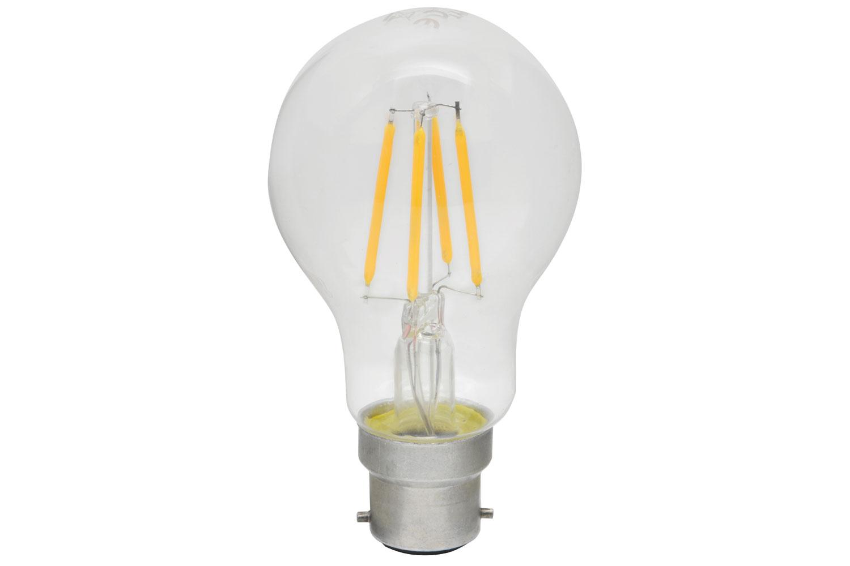 lyyt Standard GLS Filament Lamp 4W LED B22 WW