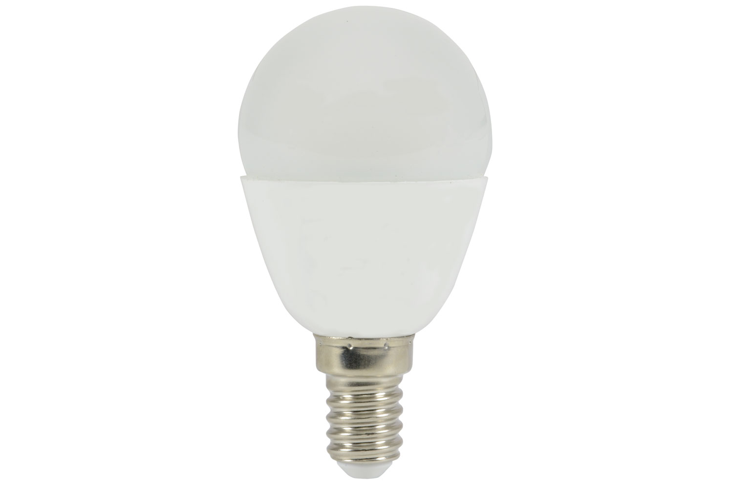 lyyt Golfball Lamp 6W LED E14 Dimmable - WW