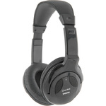 SHB40 Black Stereo Hi-Fi Headphones by avlink, Part Number 100.524UK