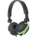 SHG40 Green Stereo Headphones by avlink, Part Number 100.635UK