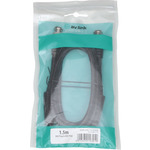 1,5m BNC Plug To Plug Lead by avlink, Part Number 112.016UK