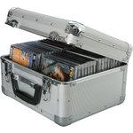 AluMinium CD flight Case, 40 CDs by Citronic, Part Number 127.064UK