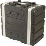 """6U ABS 19"""" Rack Trolley Case by Citronic, Part Number 127.144UK"""
