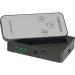 Mini HDMI Switch 3x1 w/IR by avlink, Part Number 128.820UK