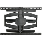"Full motion flat/curved TV bracket 32"" to 65"" by avlink, Part Number 129.561UK"