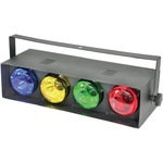 4-Channel Light effect, sound to light by QTX, Part Number 150.298UK