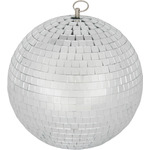 Mirrorball, plain glass, 20cm by QTX, Part Number 151.583UK