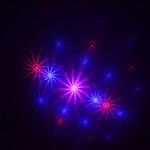 Fractal-250 RGB Pattern Laser by QTX, Part Number 152.764UK