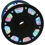 LED Rope Light, Multicolour, 50m by lyyt, Part Number 153.469UK