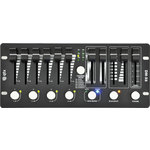 DM-X6 mini DMX PAR controller by QTX, Part Number 154.097UK